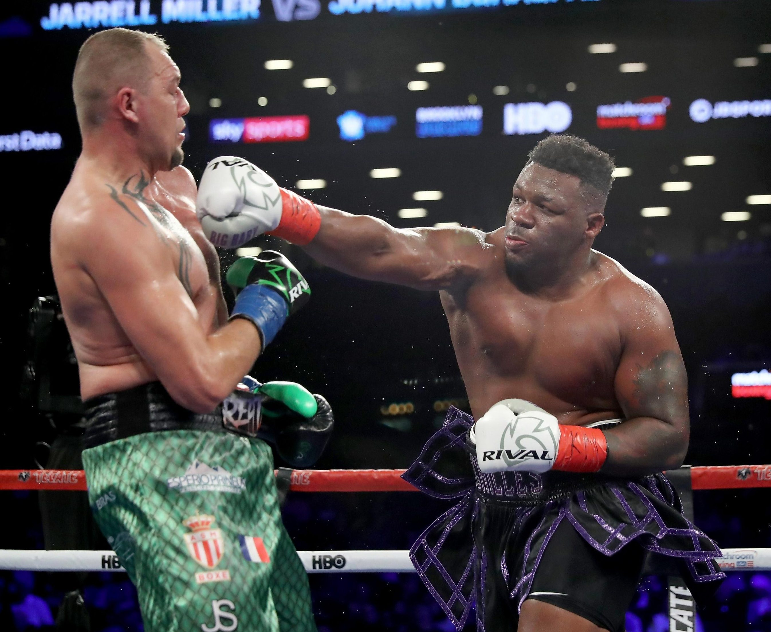 The heavyweight boxer sent a number of offers to potential opponents but could not agree a deal