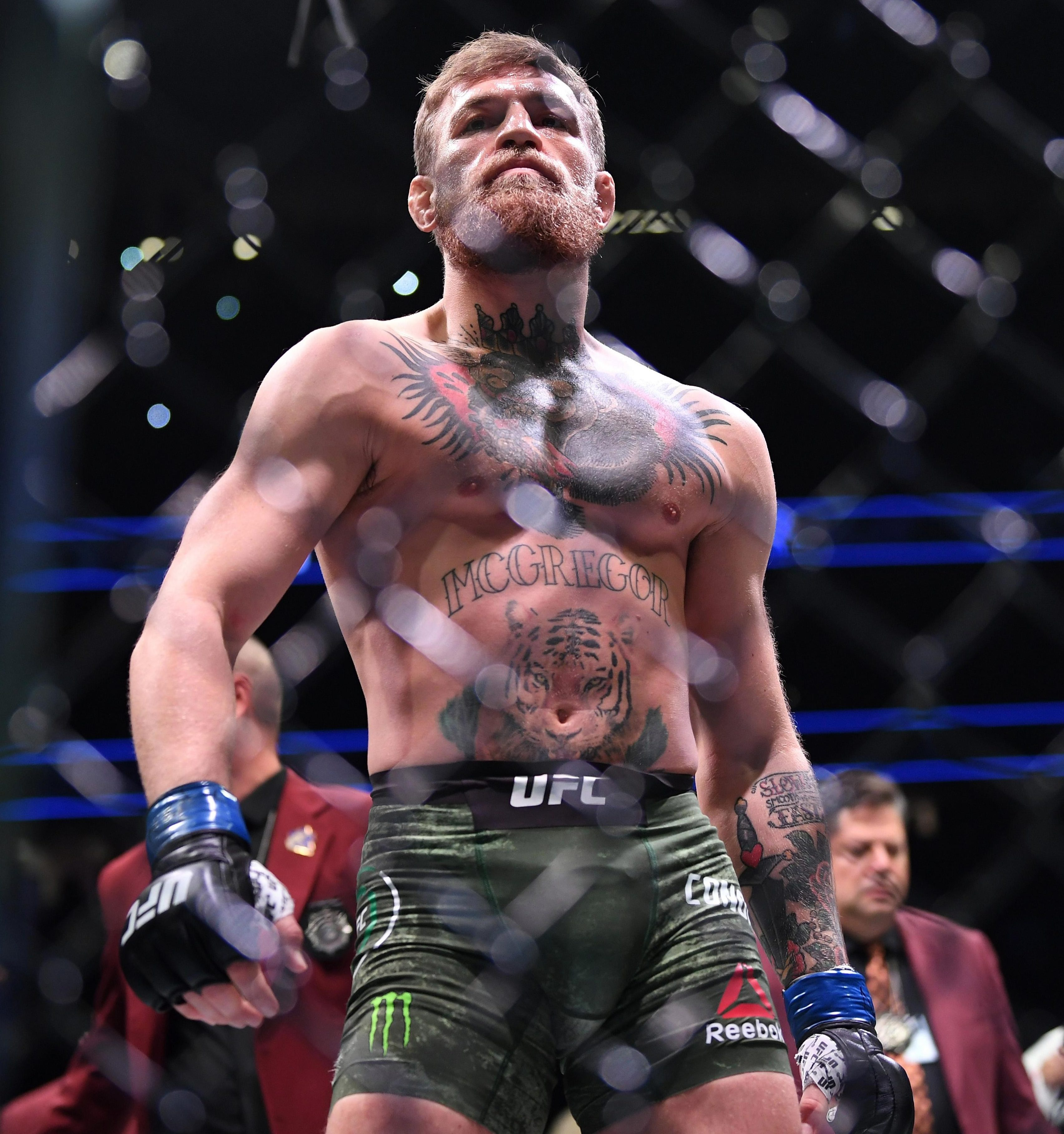 Conor McGregor has been given the go-ahead to return to UFC by its president