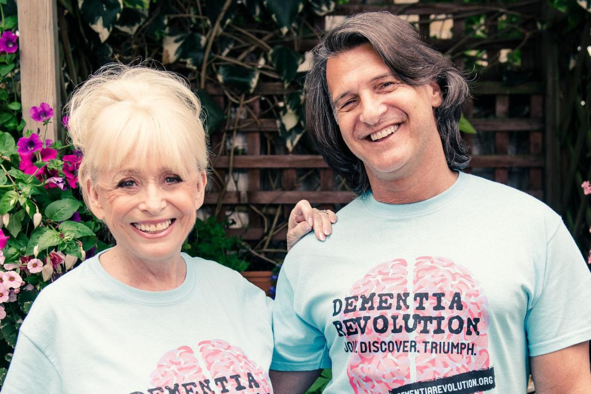 4e4fa0cc Dame Barbara Windsor's heartbroken husband says her Alzheimer's is so  severe that 'he can't leave her by herself'