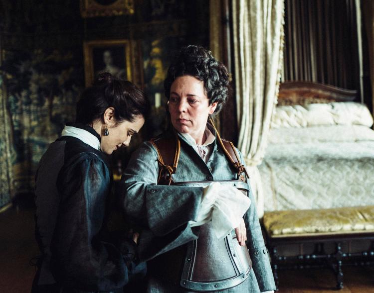 Olivia Colman's regal performance must be enough to bag her the Best Actress gong at the Baftas