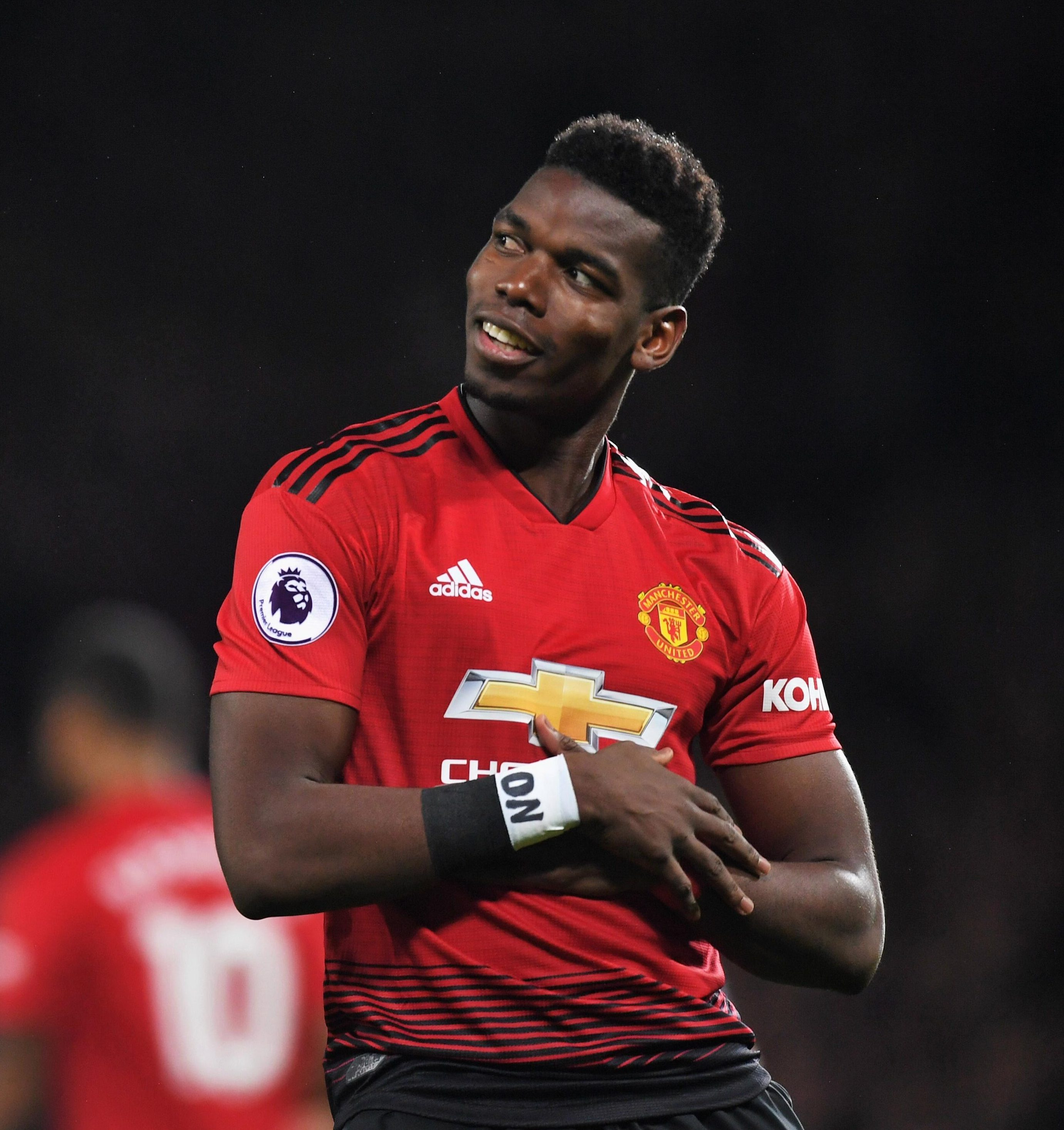 "Pogba Facing ""few Weeks'' Out With Latest Ankle Problems, Solskjaer Says"