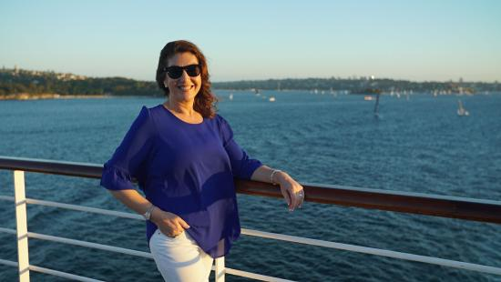 Jane McDonald travels to Australia for her new Channel 5 series