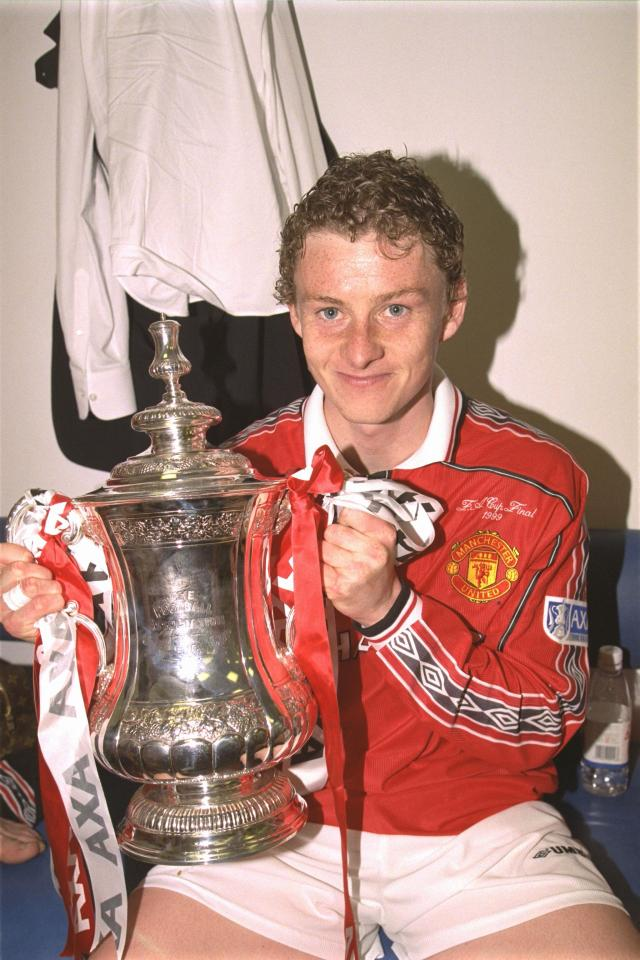 Berbatov reckons Solskjaer has done even better given his hero status as a player