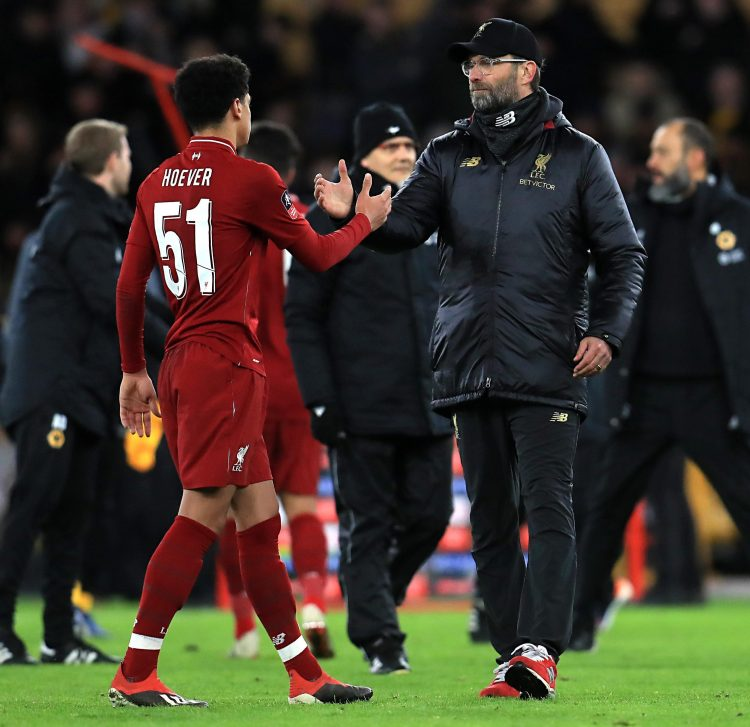 Liverpool showed their priority this season was not the FA Cup as they fielded a weakened team at Wolves