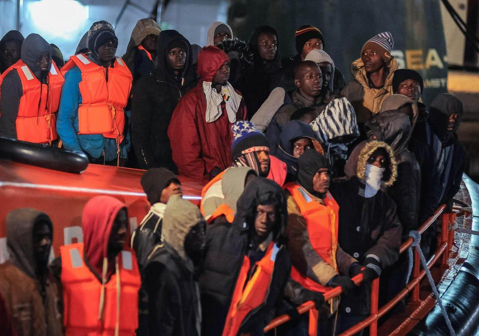 Far Right European Leaders Form Anti Migrant Axis And