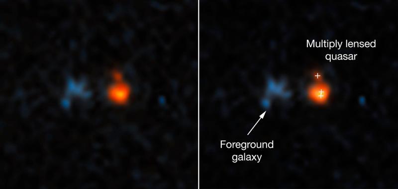 Hubble's view