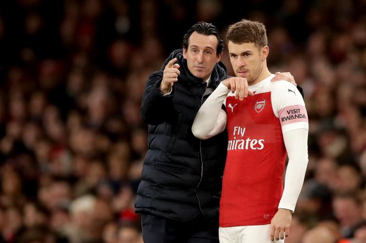 Martin Keown is stunned at Arsenal for allowing Aaron Ramsey to leave for free