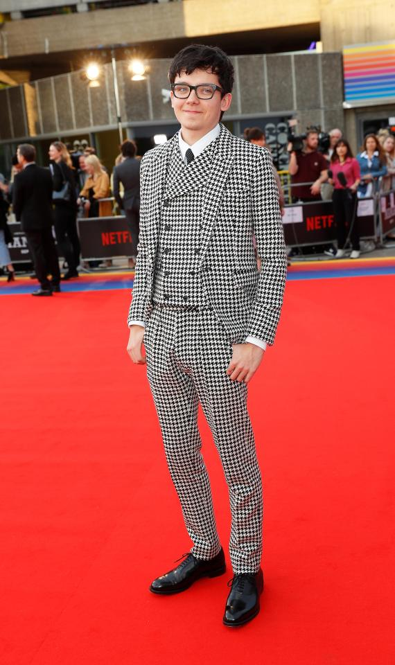 Asa Butterfield is a British actor who's starred in a range of films