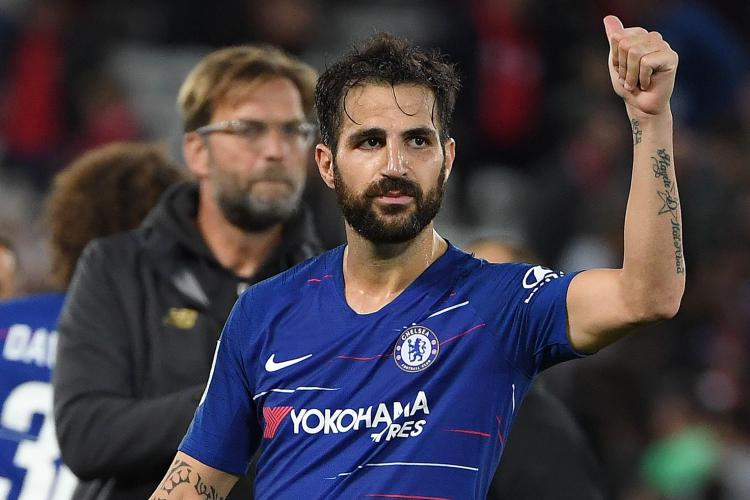 Cesc Fabregas has completed his move to Monaco from Chelsea