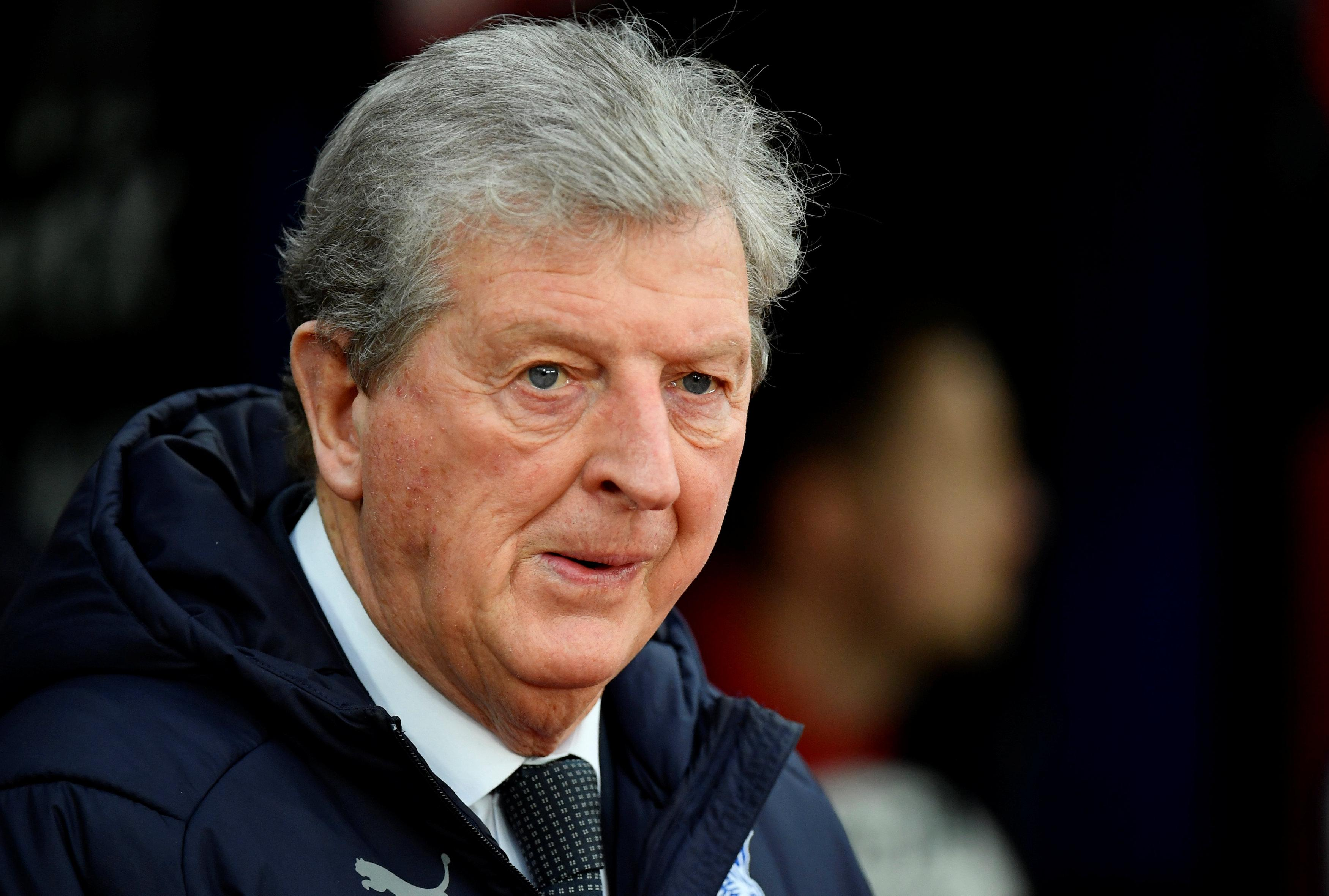 Crystal Palace manager Roy Hodgson has no intention of losing Aaron Wan-Bissaka