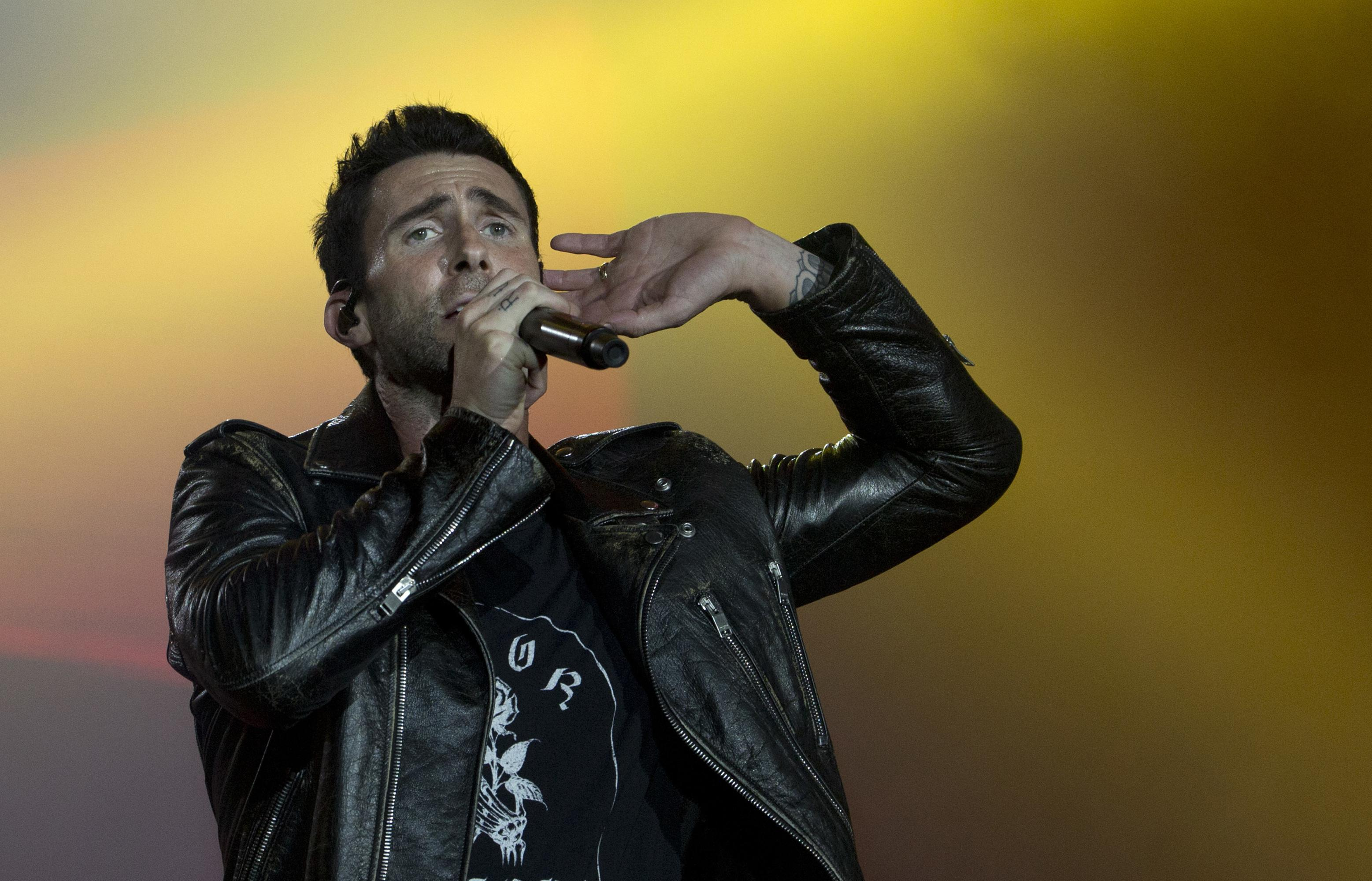 Maroon 5 will headline this year's Super Bowl halftime show