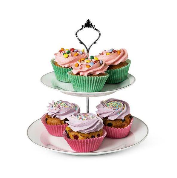 You'll be able to pick up a cake stand for half the price of its original £4 price tag.