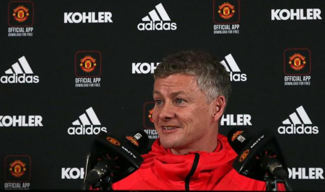 Ole Gunnar Solskjaer is looking for a fixed abode in Manchester for the next six months