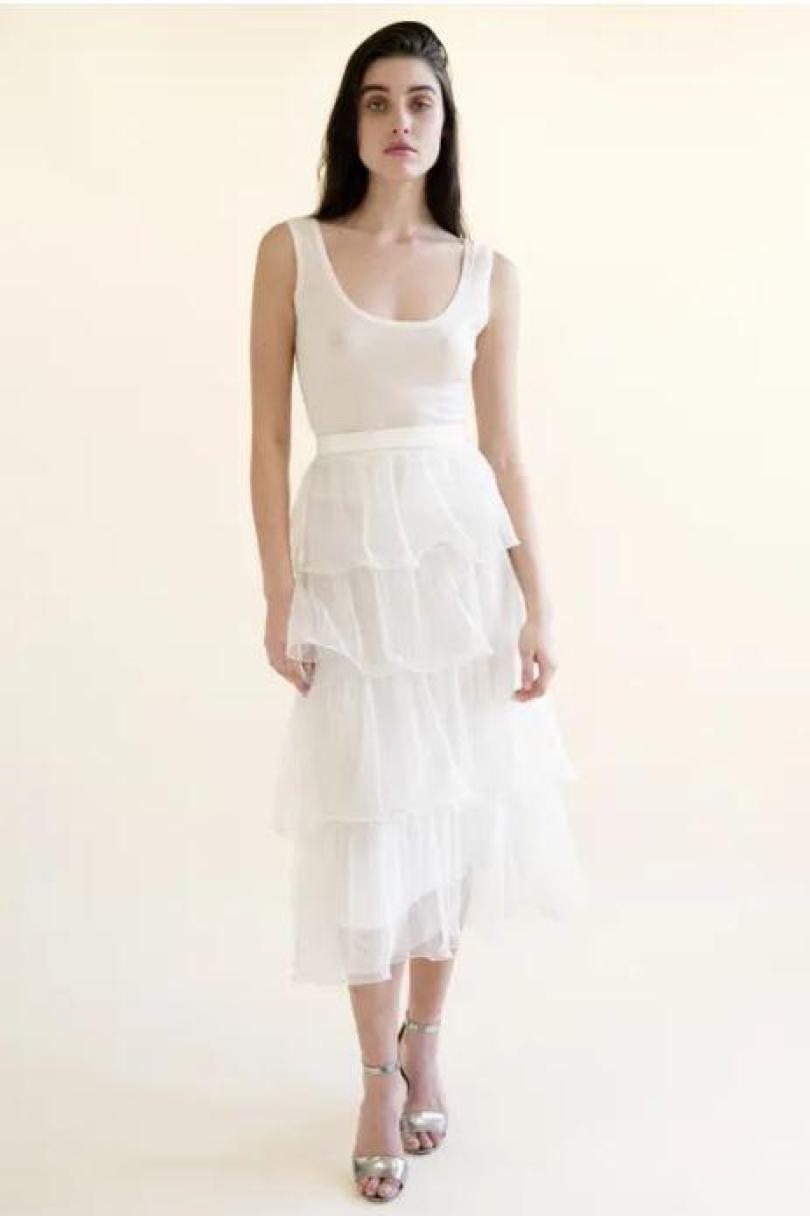 NINTCHDBPICT000463142741 - Noiva com vestido transparente no casamento causa nas Redes Sociais