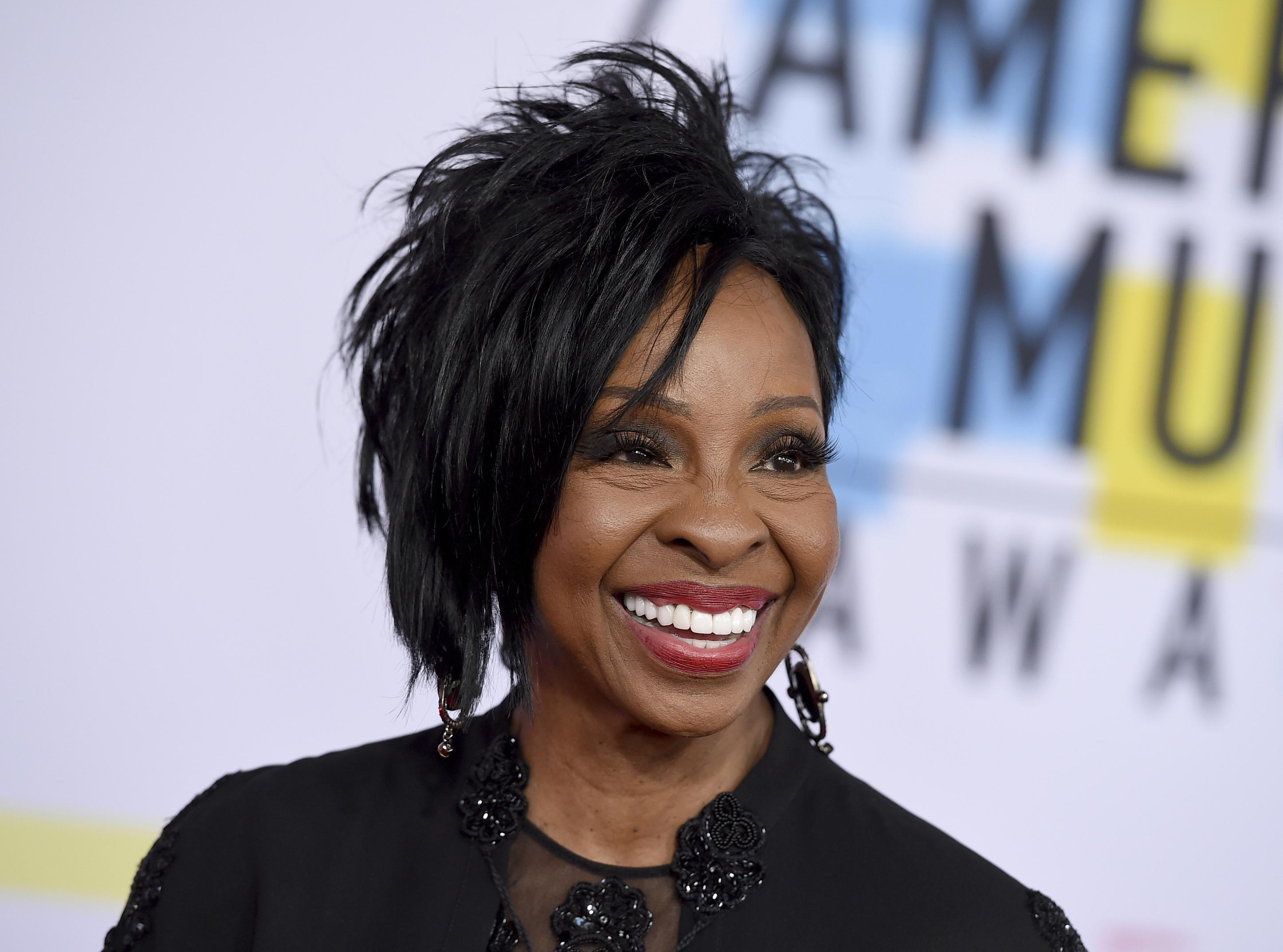 Gladys Knight will sing the US national anthem before the Super Bowl