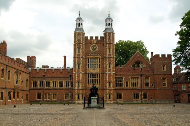 Both Princes William and Harry attended Eton College in Windsor