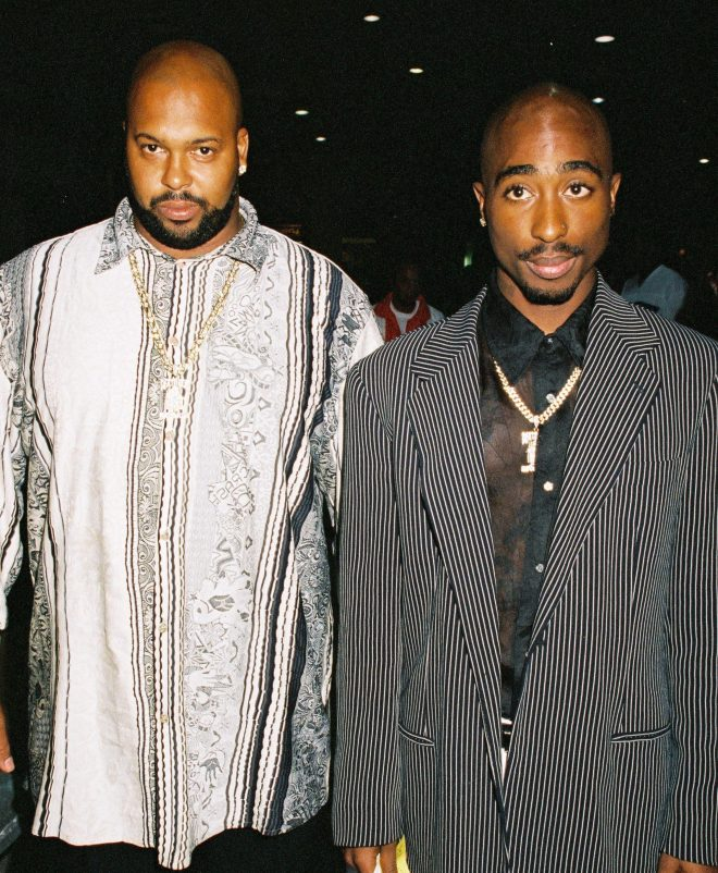 Rap record label mogul Suge Knight claims Tupac talked about faking his death