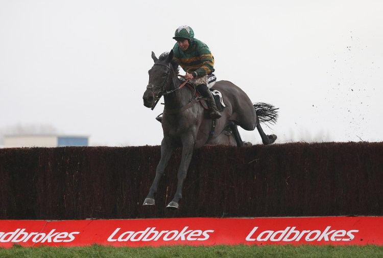 Kapcorse runs for us at Chepstow in the Pertemps qualifier