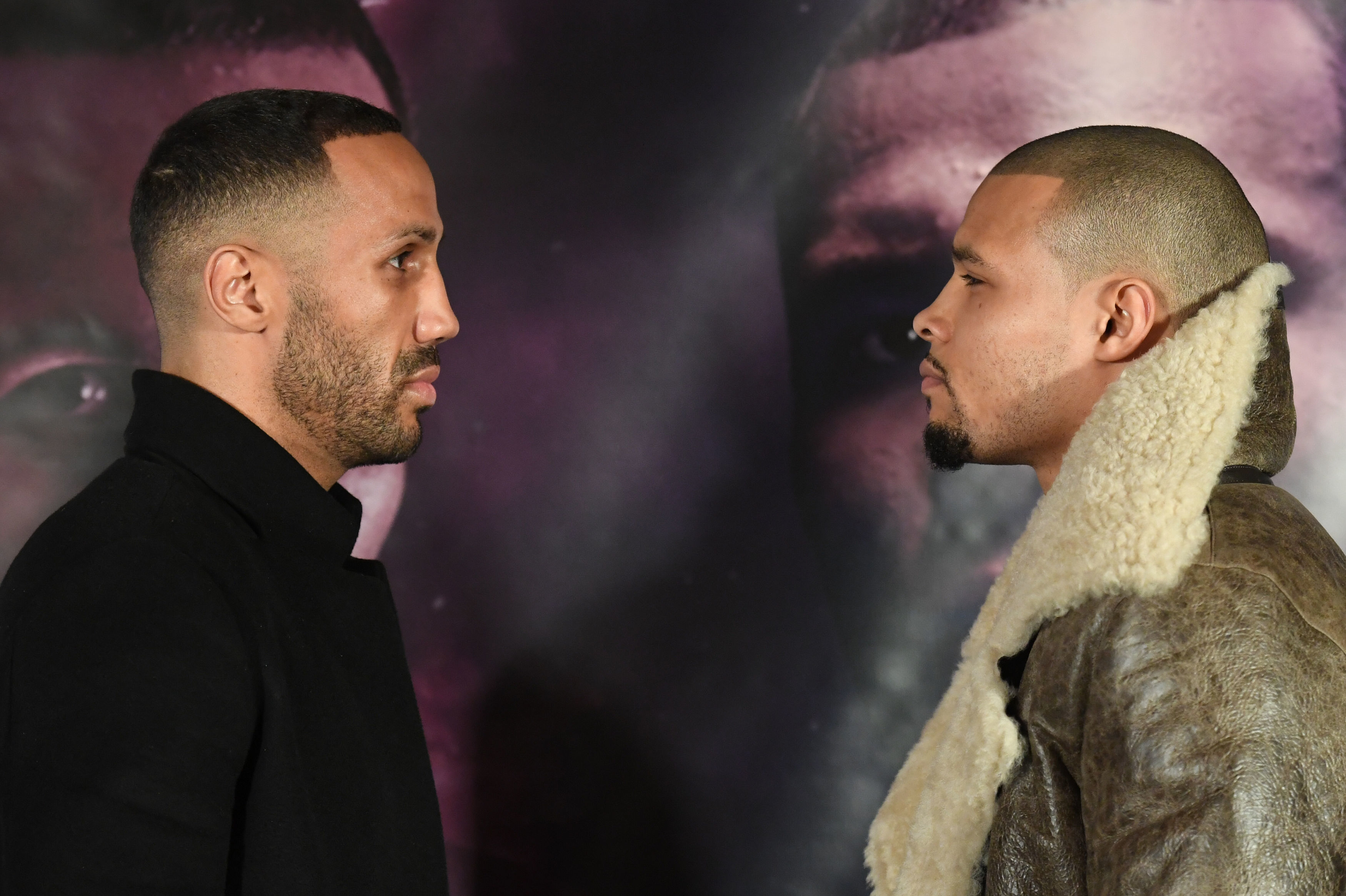Venom Page said he is open to a fight with either DeGale or Eubank after they fight on Saturday