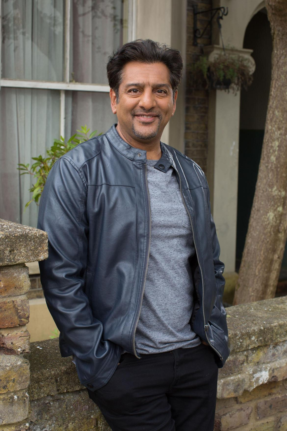 Nitin confirmed that he is leaving the BBC One soap again last month