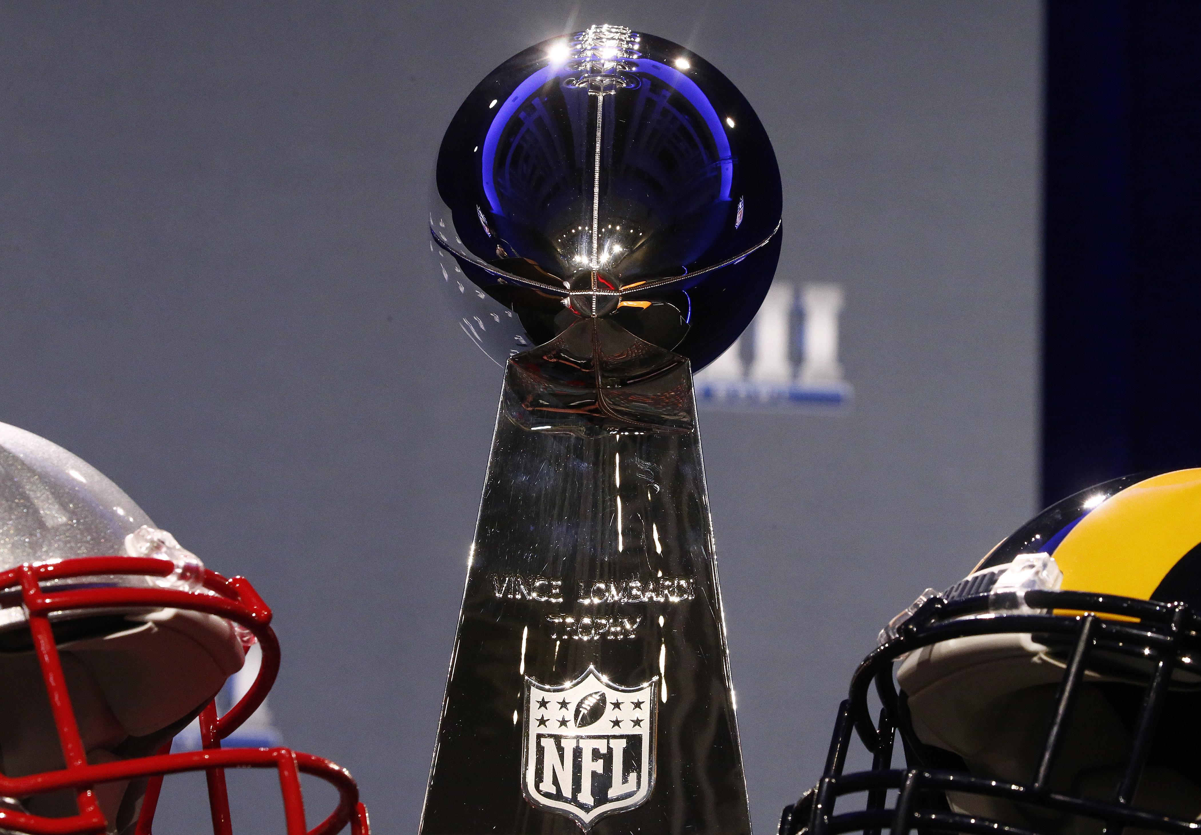 The Vince Lombardi Trophy is up for grabs but the game is only part of the experience