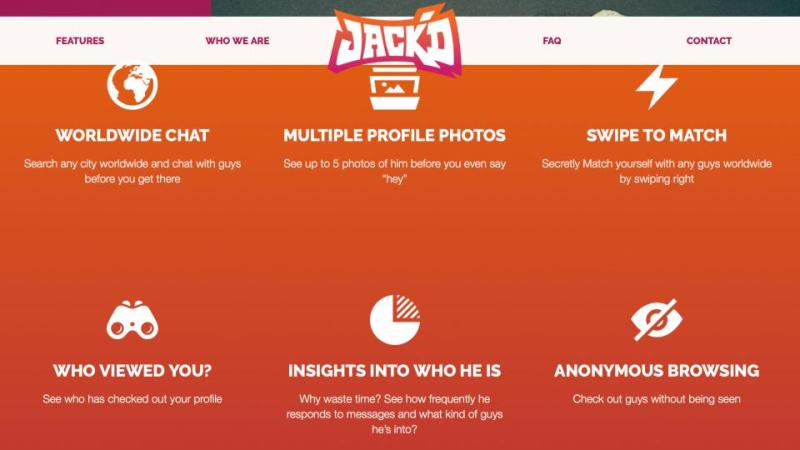 Jack'd photos – what is the dating app and how to find out