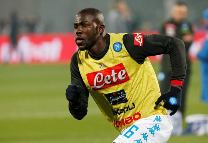 Kalidou Koulibaly could cost Man Utd £90million this summer