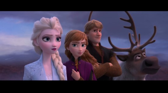 Fans of Disney's Frozen are excited for the sequel after the release of the new trailer