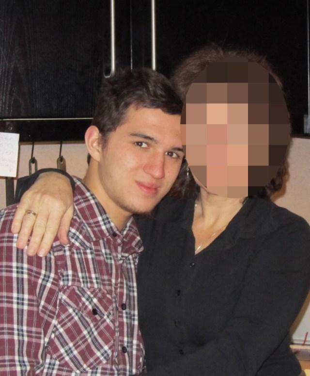 Yago Riedijk, 27, of Arnhem, Holland, is the Isis husband of Shamima Begum
