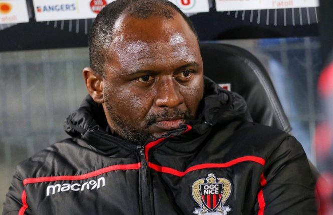 Former Arsenal skipper Patrick Vieira has impressed Lyon after guiding Ligue 1 rivals Nice to eighth place