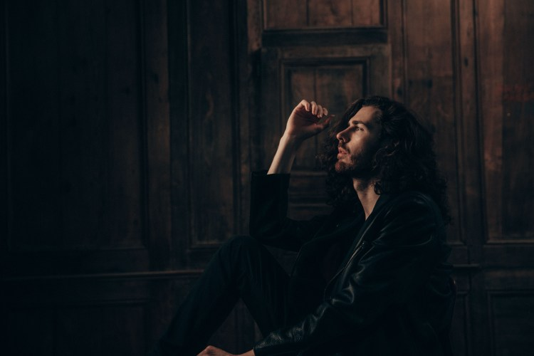 Hozier admits he's still surprised he became a singer