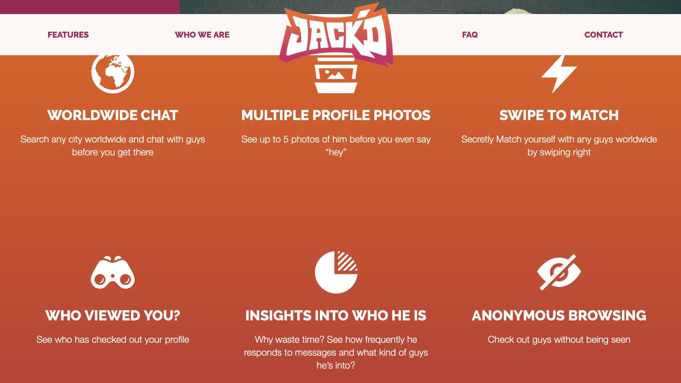 jackd online dating