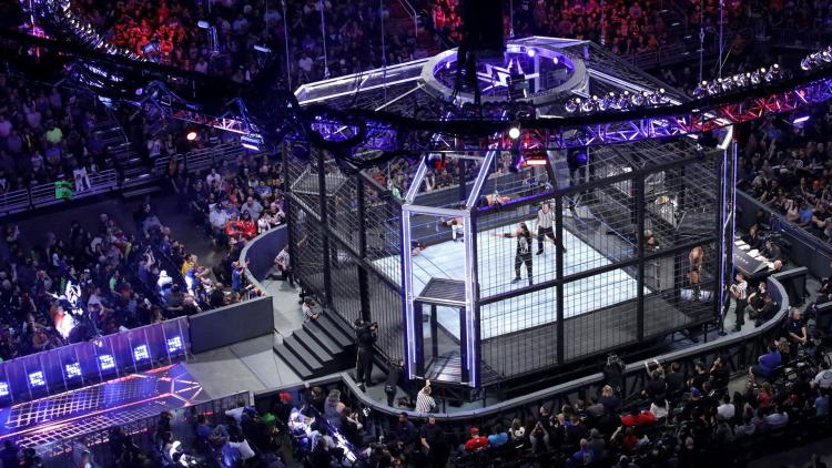He was due to compete inside the Elimination Chamber at this weekend's pay-per-view for the belt