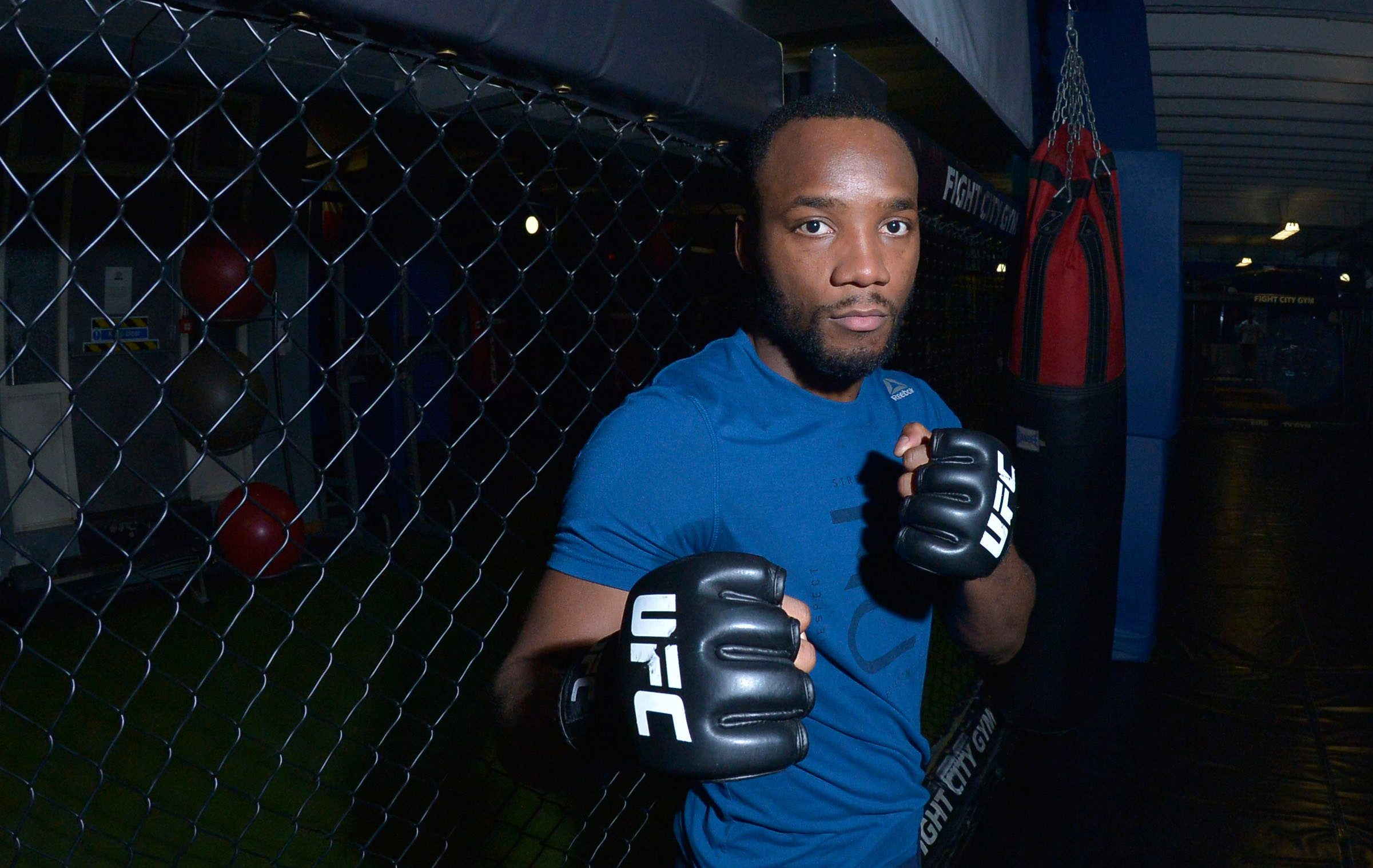 UFC star Leon Edwards was attacked backstage at UFC London