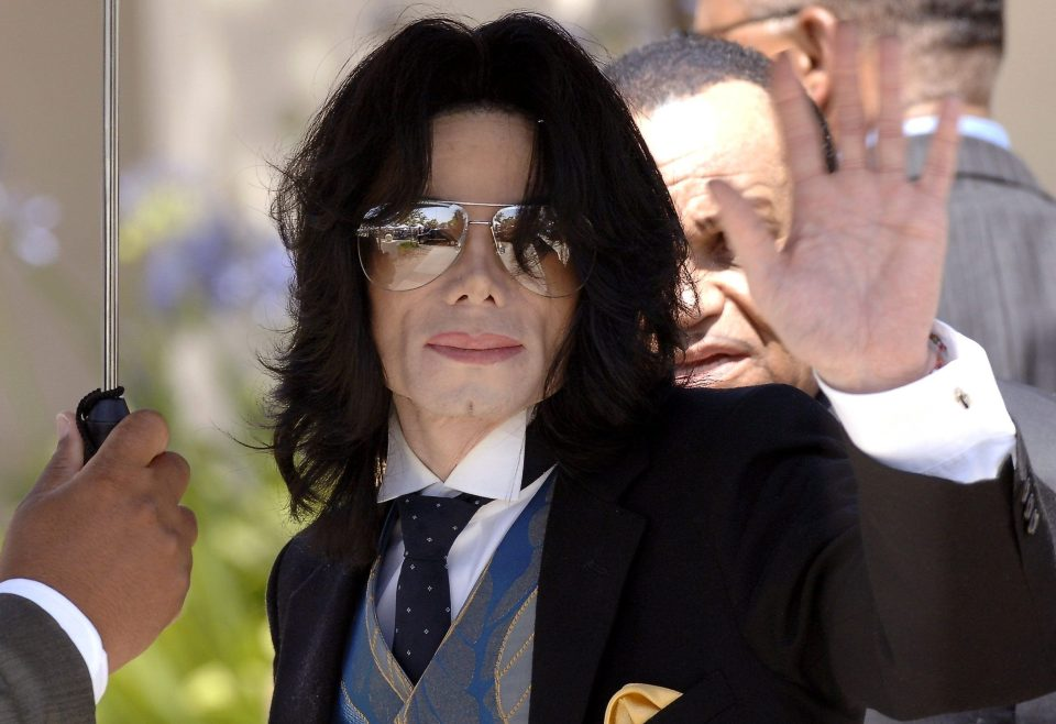 Michael Jackson's songs have been pulled from radio after child sex abuse claims