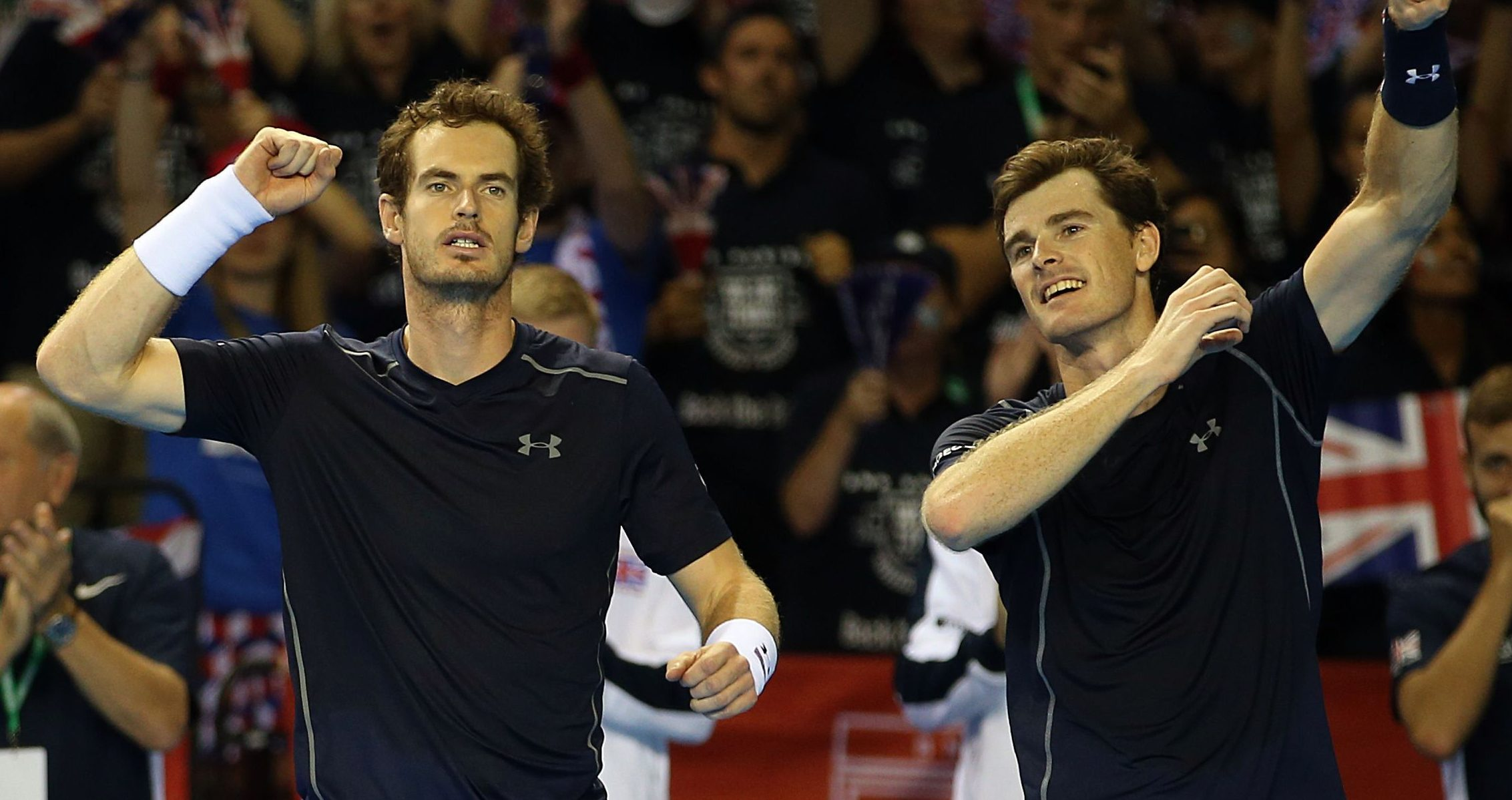 Andy and Jamie Murray are fuming after an outrageous snub by British tennis chiefs