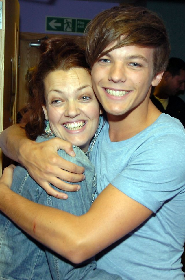 Felicite Tomlinson's death comes just two years after mum Johannah, pictured with Louis, passed away
