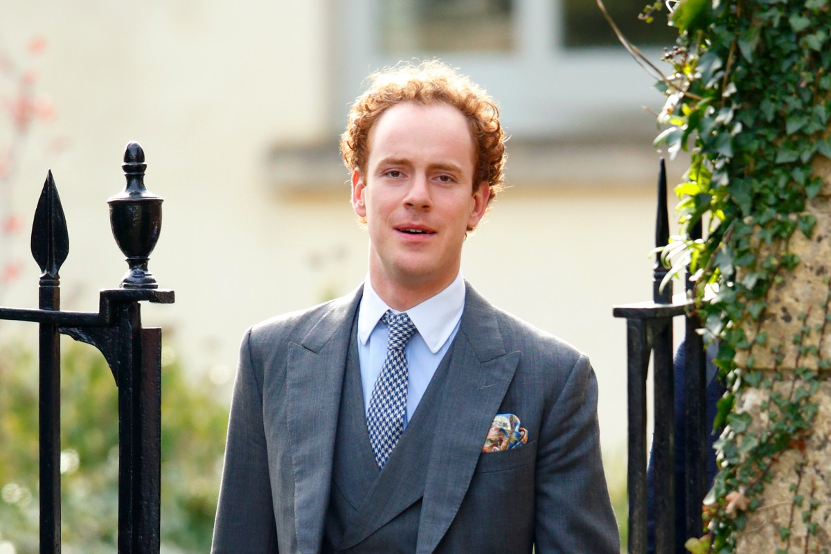 Hen-pecked Prince Harry banished BFF Tom Inskip from his inner