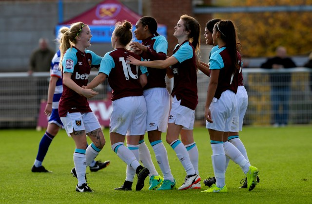 West Ham women's team will receive around a £650,000 subsidy this term