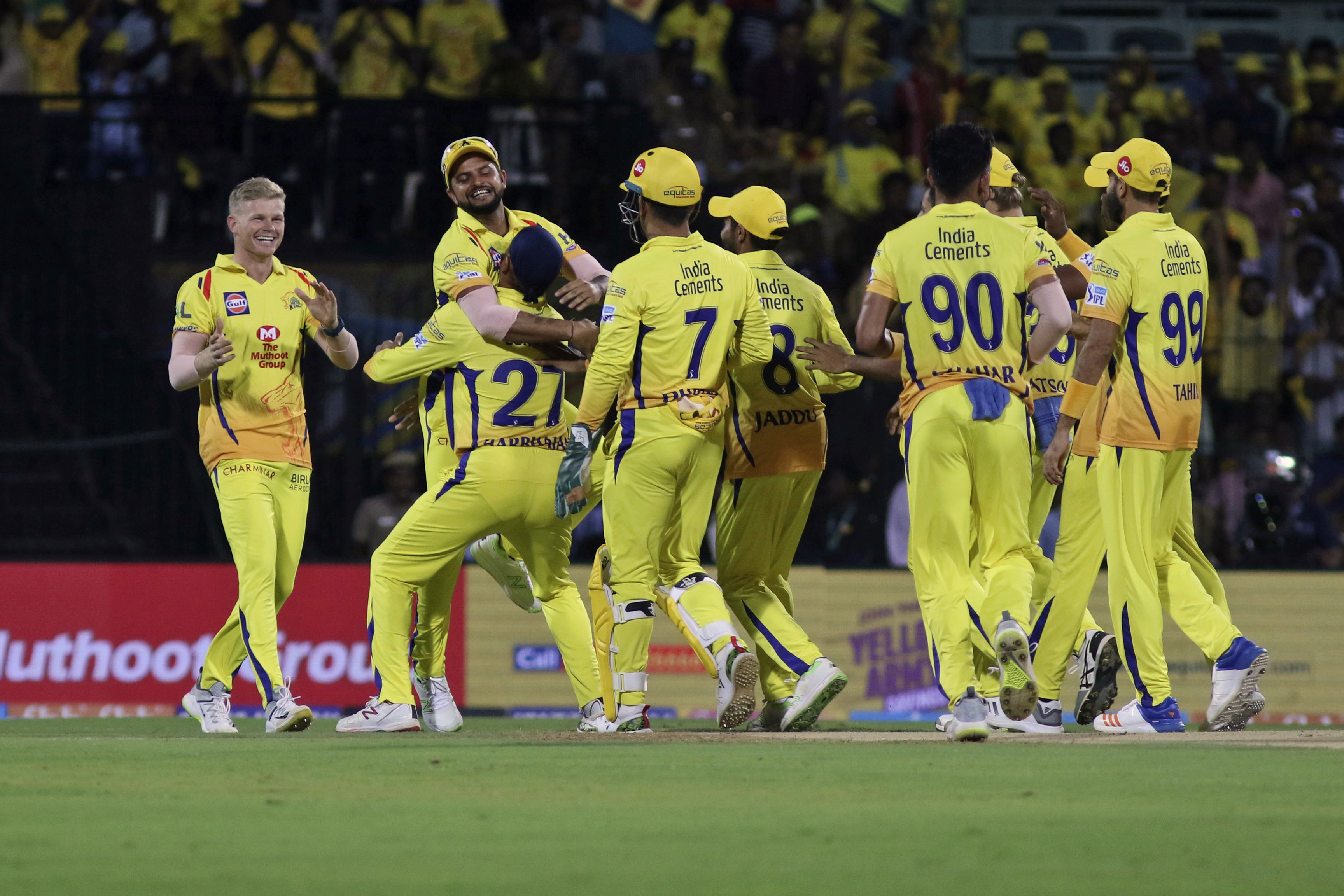 CSK are hoping to retain their IPL title