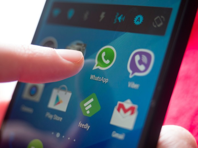 Acton agreed to sell WhatsApp to Facebook for £14 billion in 2014