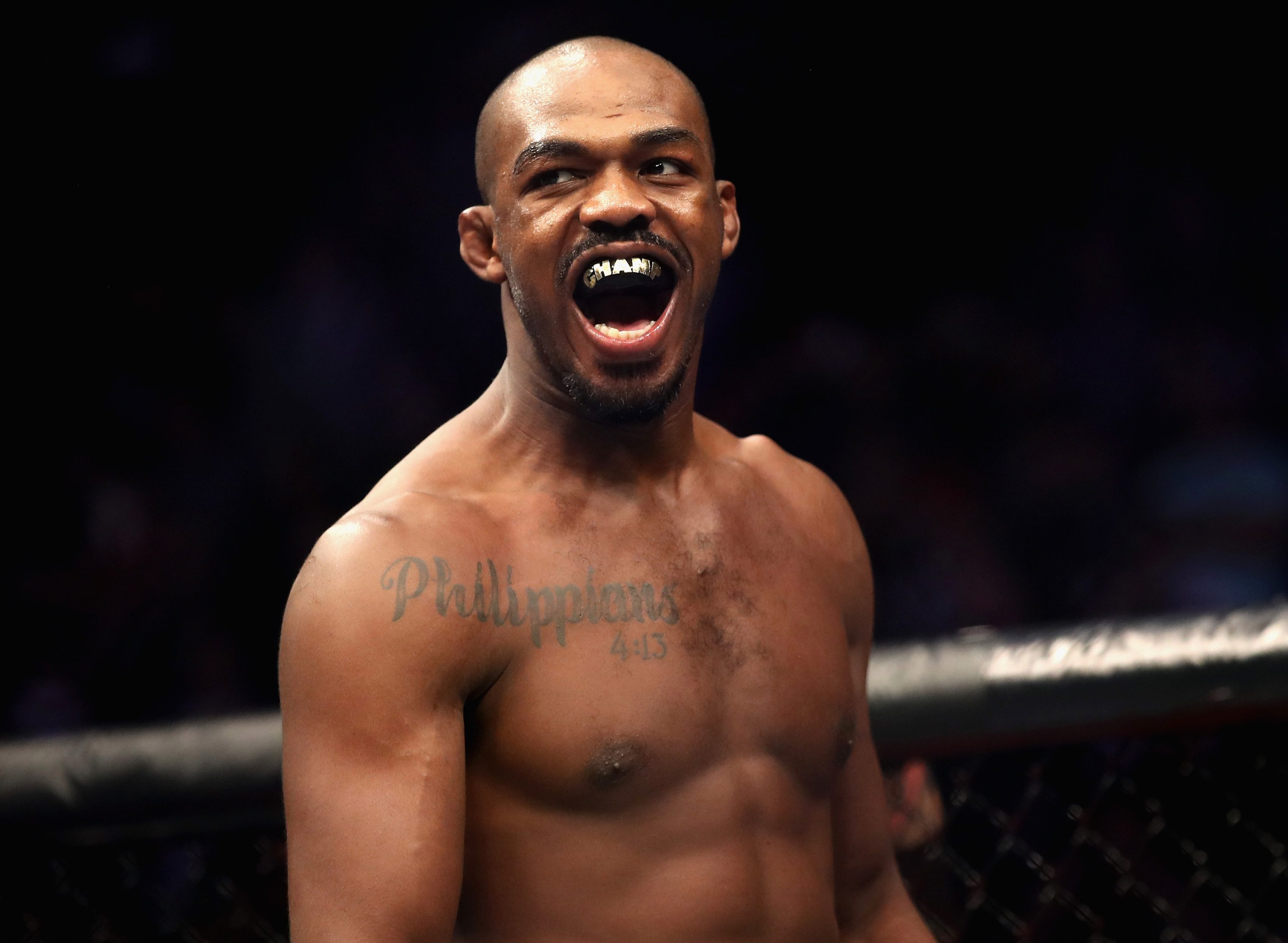 Light-heavyweight champion Jones looks set to miss out on the mega fight with ex-UFC champ Lesnar