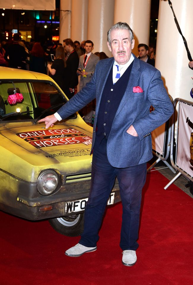 Actor John Challis, 76, who starred as car dealer Boycie in the show, is appealing for the site to be commemorated for its place in British Comedy history with a statue celebrating the sitcom
