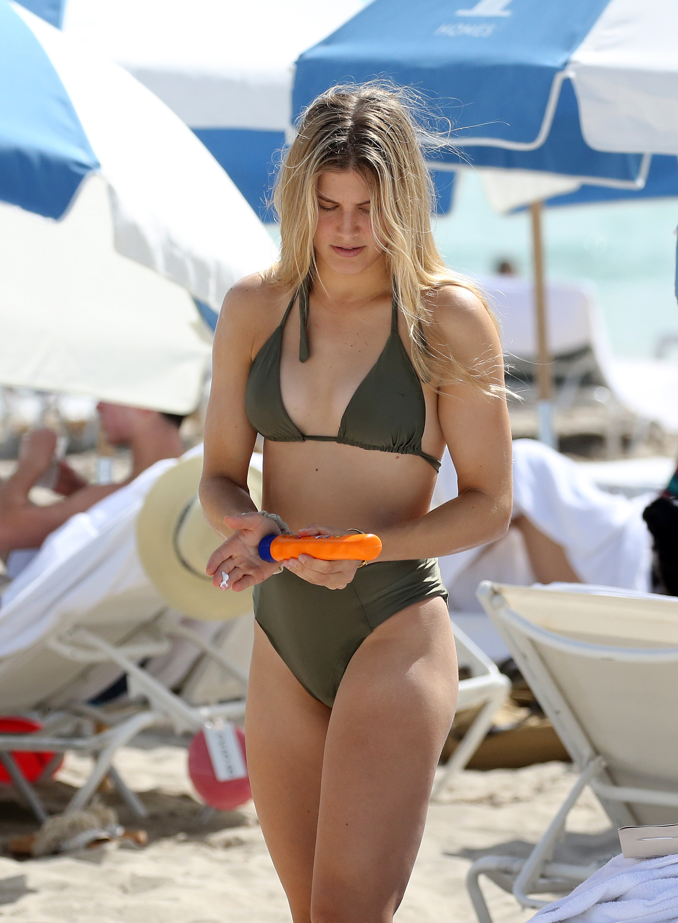 Bouchard reached the Wimbledon final in 2014