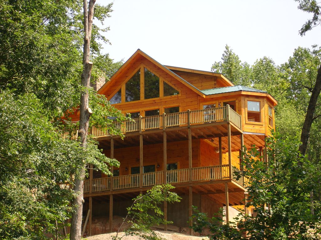 Image result for lake lure cabin rentals