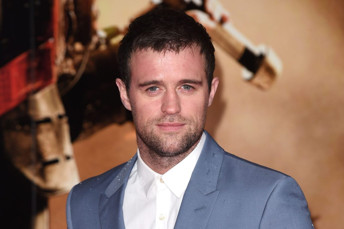 Jonas Armstrong plays Sean Meredith in ITV's The Bay, but who did ...