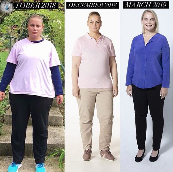 Jelena Dokic showed off her incredibly body transformation in a post on Instagram