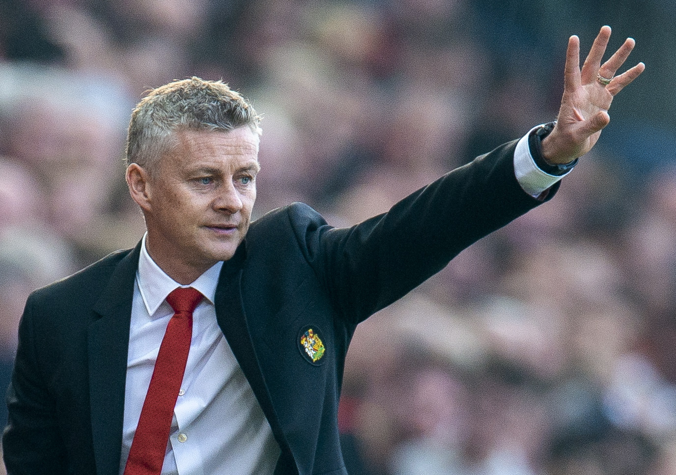 Man United paid Molde £7m in compensation for Ole Gunnar Solskjaer