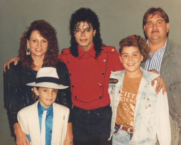 Wade Robson claims he was sexually abused on his first trip to Neverland in 1990