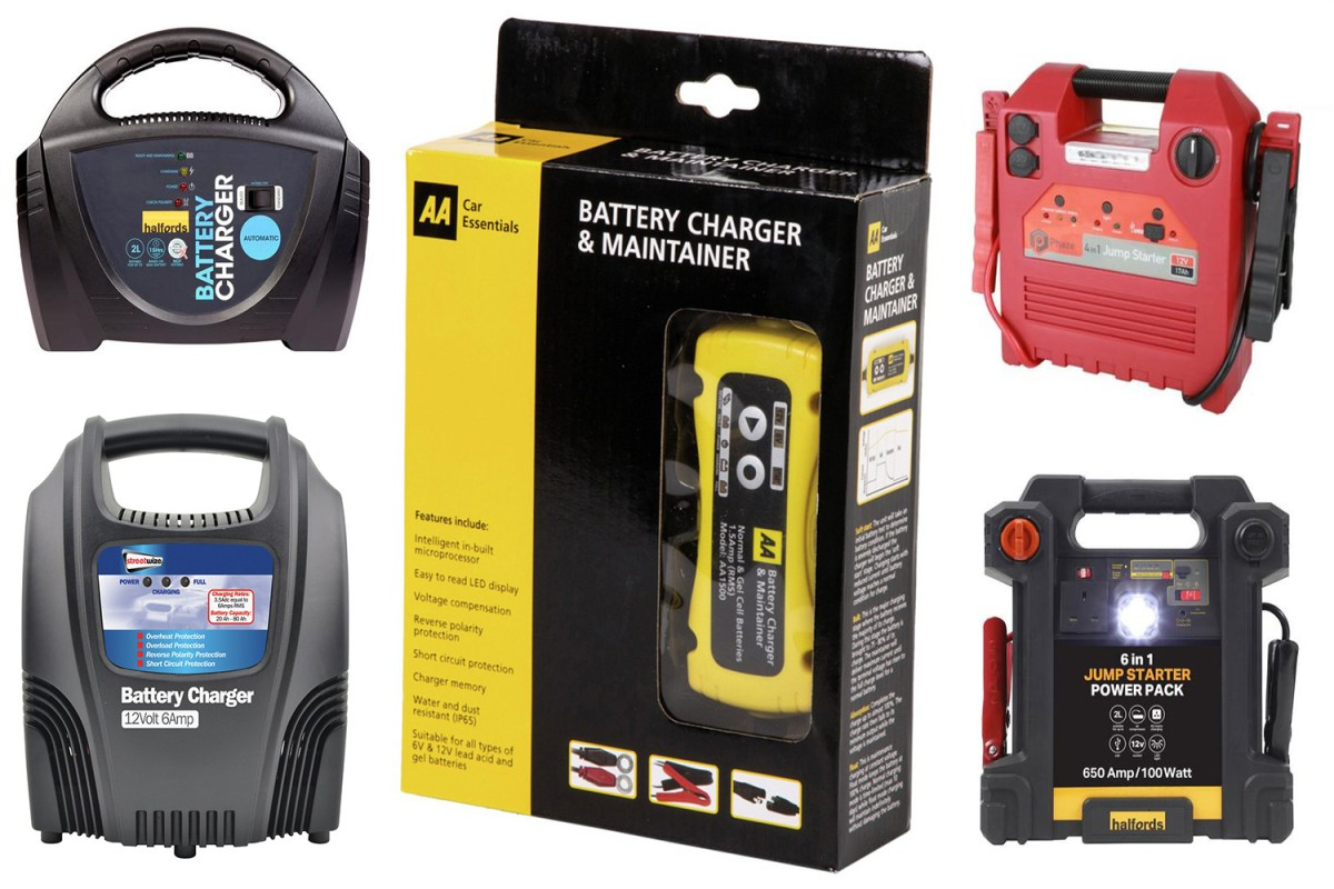 Best Car Battery Chargers 2019 The Sun Uk